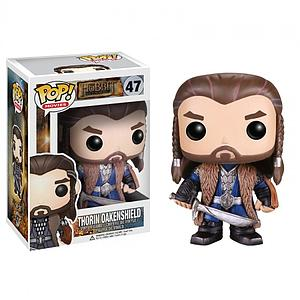 Pop! Movies Hobbit The Desolation of Smaug Vinyl Figure Thorin Oakenshield #47 (Retired)