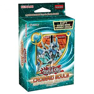Yugioh Trading Card Game Crossed Souls: Advanced Edition