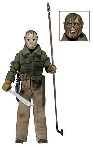 "Friday The 13th Retro 8"" Clothed Figure: Jason Voorhees Part 6"