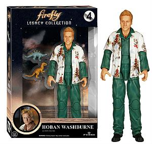 Legacy Collection Firefly: Hoban Washburne #4
