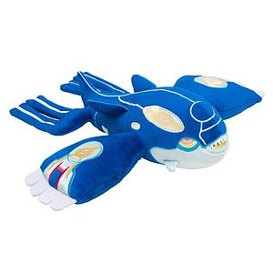 "Pokemon Plush Primal Kyogre (16"")"