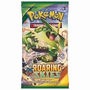 Pokemon Trading Card Game: XY Roaring Skies Single Booster Pack