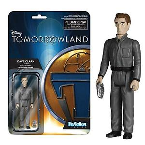 ReAction Figures Tomorrowland Dave Clark