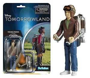 ReAction Figures Tomorrowland Young Frank (Retired)