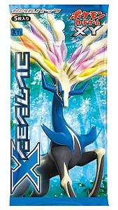 Pokemon Trading Card Game: XY Collection X Booster Pack