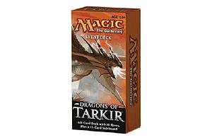 Magic the Gathering: Dragons of Tarkir - Event Deck