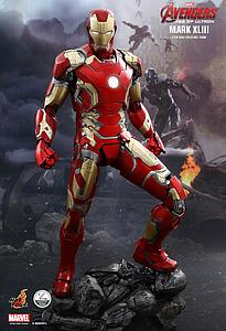 Iron Man Mark XLIII (43) 1/4 Scale (QS005)