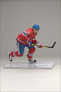 NHL Sportspicks Series 19 Alex Kovalev (Montreal Canadiens) Red Jersey
