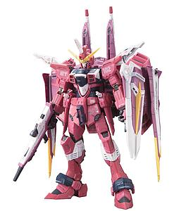 Gundam Real Grade Excitement Embodied 1/144 Scale Model Kit: #009 ZGMF-X09A Justice Gundam