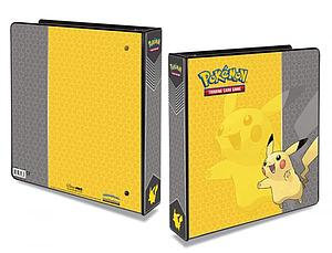 "Pokemon 2"" Binder: Pikachu"