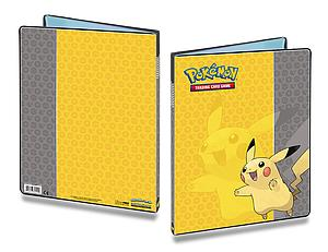 Pokemon 9-Pocket Portfolio: Pikachu