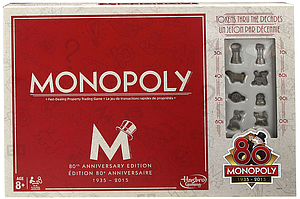 Monopoly: 80th Anniversary