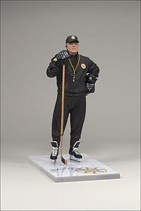 NHL Sportspicks Series 19 Don Cherry (Boston Bruins) Black Jersey