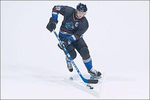 NHL Sportspicks Series 6 Markus Naslund (Vancouver Canucks) Blue