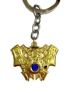 League of Legends Keychain Challenger Badge