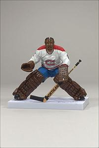 NHL Sportspicks Series 19 Tony Esposito (Montreal Canadiens) White Jersey