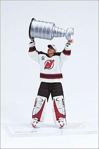 NHL Sportspicks Series 9 Martin Brodeur with Stanley Cup (New Jersey Devils) White