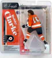NHL Sportspicks Legends Series 4 Bobby Clarke (Philadelphia Flyers) Orange Jersey Variant