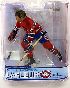 NHL Sportspicks Legends Series 5 Guy Lafleur (Montreal Canadiens) Red
