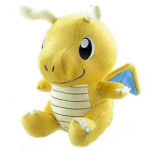"Pokemon Plush Dragonite Chibi (12"")"