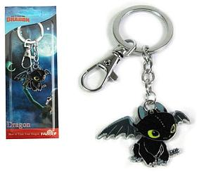 How to Train Your Dragon Keychain Toothless