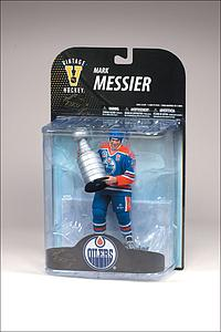 NHL Sportspicks Legends Series 7 Mark Messier (Edmonton Oilers) Blue