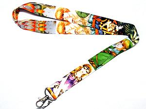 Zelda Lanyard Twilight Princess Fanart Version
