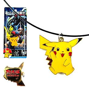 Pokemon Necklace Pikachu