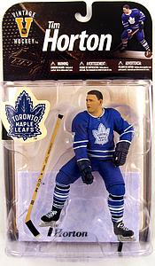 NHL Sportspicks Legends Series 8 Tim Horton (Toronto Maple Leafs) Blue