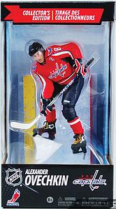 NHL Sportspicks Canadian Tire Series Alexander Ovechkin (Washington Capitals) Red Jersey Exclusive