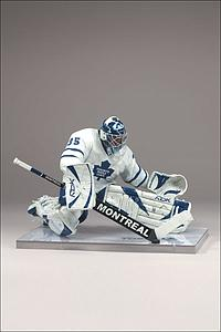NHL Sportspicks Series 20 Vesa Toskala (Toronto Maple Leafs) White Jersey