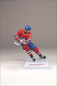 NHL Sportspicks Series 21 Alex Tanguay (Montreal Canadiens) Red Jersey