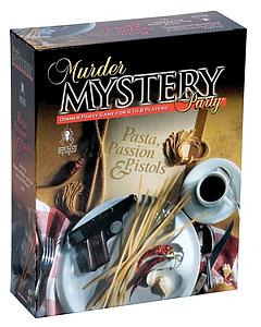 Murder Mystery Party: Pasta Passion & Pistols