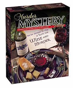 Murder Mystery Party: A Taste for Wine & Murder