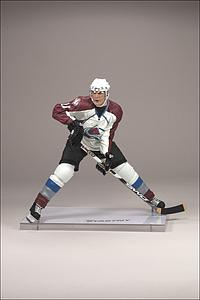 NHL Sportspicks Series 21 Paul Stastny (Colorado Avalanche) White Jersey