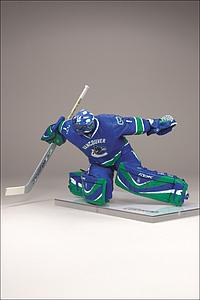 NHL Sportspicks Series 21 Roberto Luongo (Vancouver Canucks) Blue Jersey