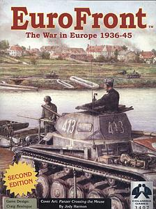 Eurofront The War in Europe 1936-45
