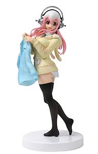 "Every Day Life Series 8"" Super Sonico Spare Clothing Time Version Figure"