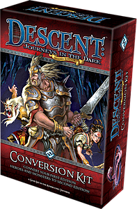 Descent: Journeys in the Dark (Second Edition) Conversion Kit
