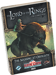 The Lord of the Rings: The Card Game - The Massing at Osgiliath