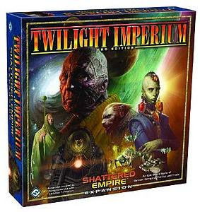 Twilight Imperium: Shattered Empire