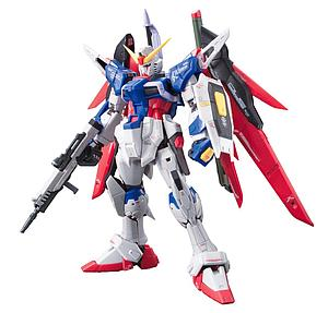 Gundam Real Grade Excitement Embodied 1/144 Scale Model Kit: #011 ZGMF-X42S Destiny Gundam