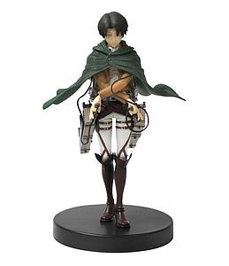 "Attack on Titan 6.5"" Levi Ackerman Cross Handed Figure"