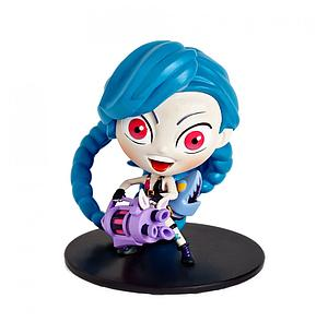"League of Legends Figure Jinx (4"")"