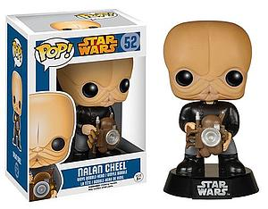 Pop! Star Wars Vinyl Bobble-Head Nalan Cheel #52