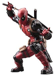 Marvel Comics Marvel Now! ArtFX+ Statue: Deadpool