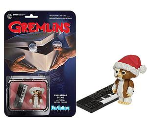 ReAction Figures Gremlins Christmas Gizmo