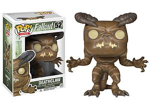 Pop! Games Fallout Vinyl Figure Deathclaw #52 (Vaulted)