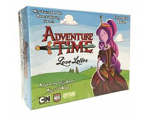 Love Letter: Adventure Time (Boxed Version)