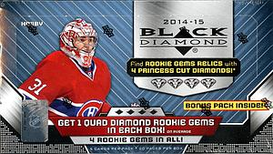 2014-15 NHL Upper Deck Black Diamond Hobby Box